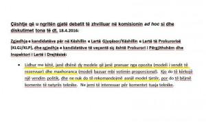 Foto8-Rikonfirmimi nga nderkombetaret i propozimit te tyre per modelin e vendeve te rezervuara