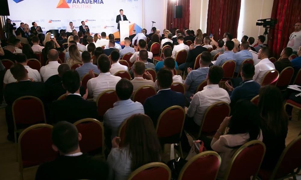 Basha: PD lufton për një model të ri politik dhe shoqëror ku pushteti do të jetë i kufizuar dhe qytetari do të jetë i fuqizuar