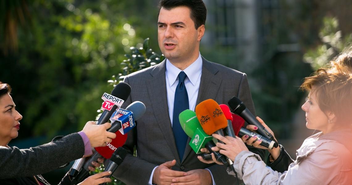 Basha: Të bashkohemi në aleancën e vlerave dhe përmes një aksioni të fuqishëm politik dhe qytetar ti japim fund regjimit të drogës dhe krimit në Shqipëri