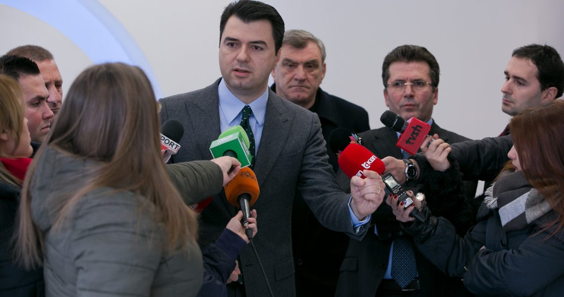 Lulzim Basha: Qëndrimi i opozitës së bashkuar se në këto zgjedhje nuk mund të vendosin kriminelët por duhet të vendosin qytetarët