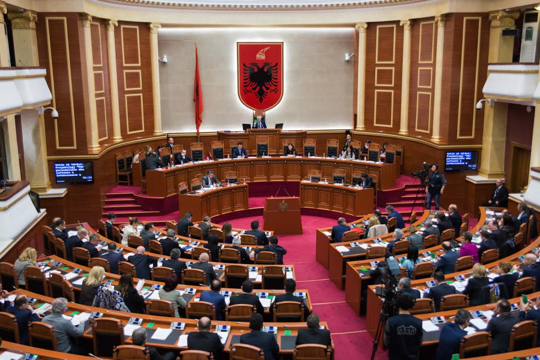 DP supports law  boosting ethnic minorities' rights in Albania