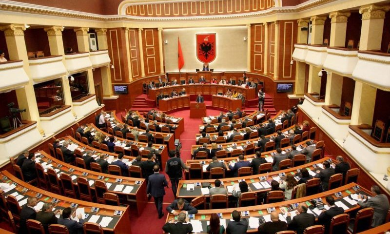 Detailed information on the election process of the Temporary General Prosecutor in Albania