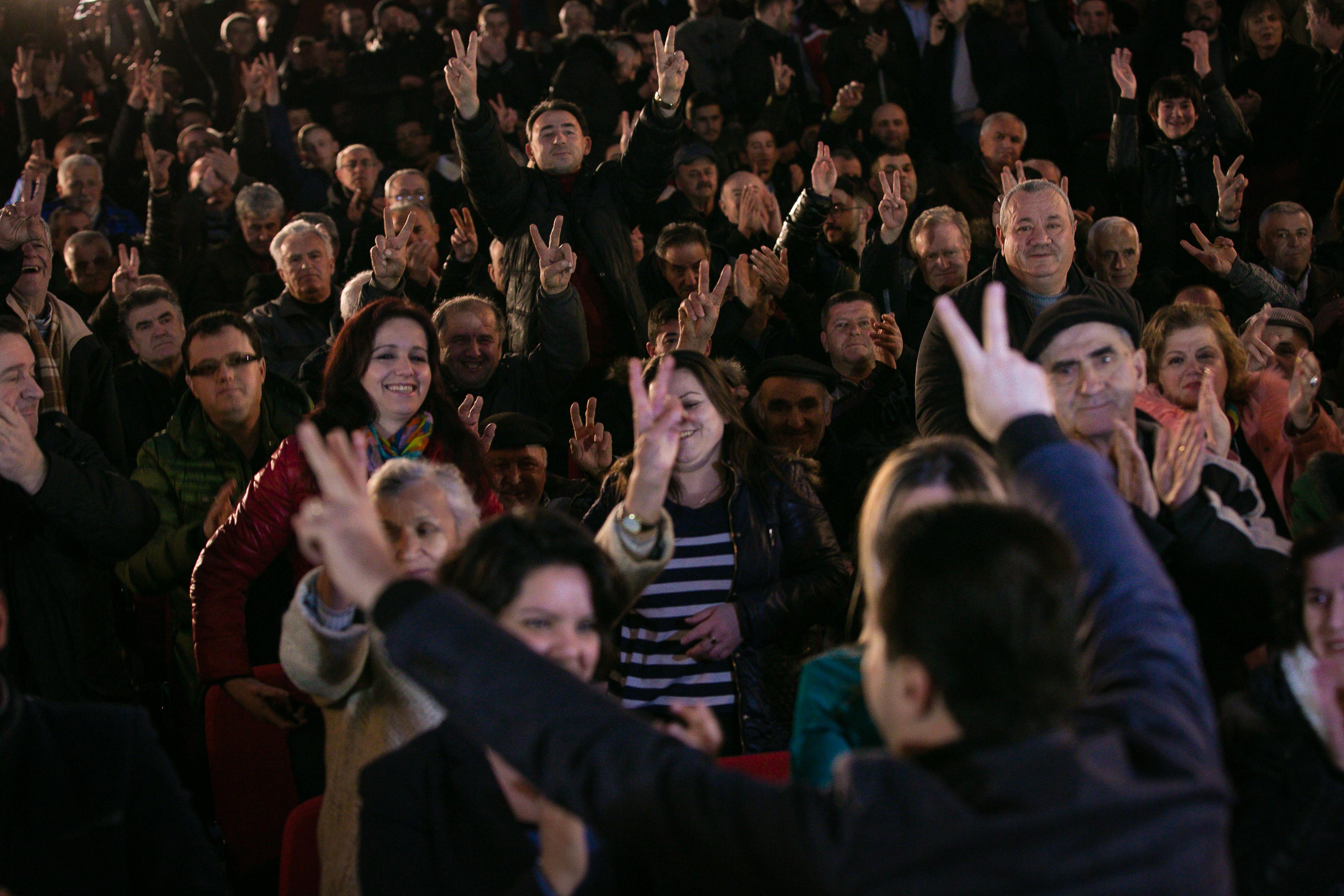 Njoftim për takimin e Kryetarit Basha në Korçë