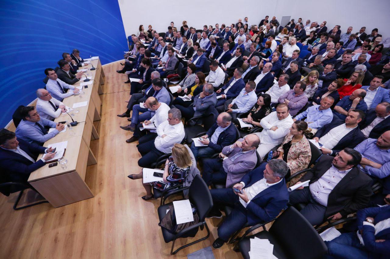 Këshilli Kombëtar voton unanimisht ndryshimet në statut që i hapin rrugë zgjerimit të vendimarrjes nga anëtarësia dhe demokracisë së brendshme