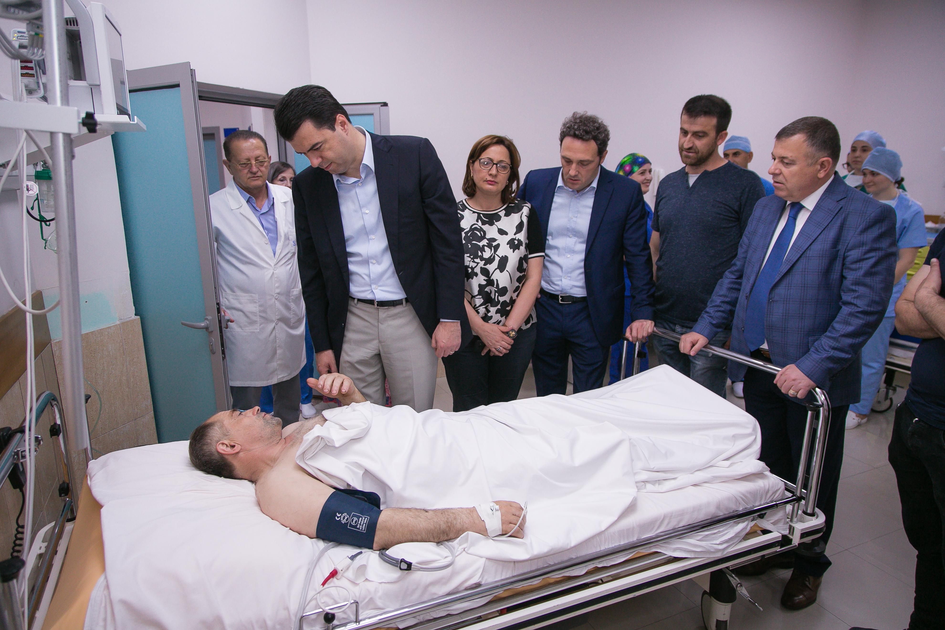 Mafia e kromit, mafia e lojërave të fatit, kanë marrë peng Edi Ramën, Olsi Ramën, Arben Ahmetaj, Damian Gjiknurin, ashtu si krimi i organizuar ka marrë peng Ministrinë e Brendshme