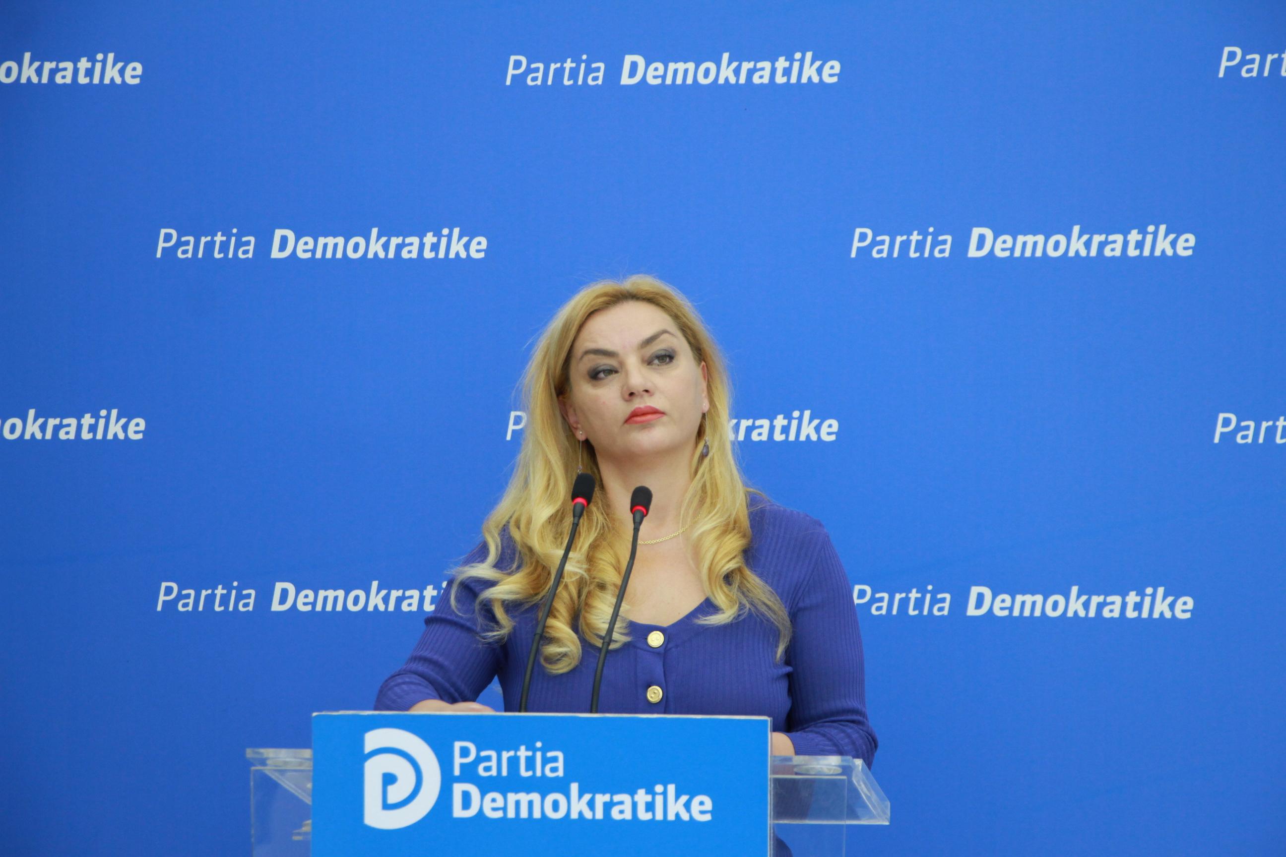 Deklaratë e kryetares së Komisionit të Edukimit dhe Medias, Albana Vokshi