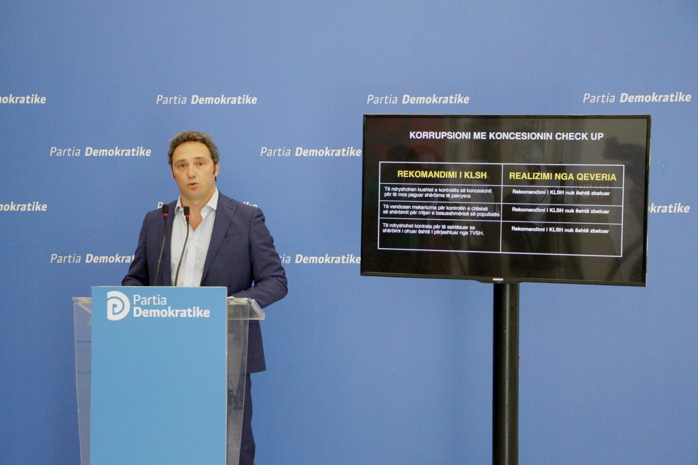 Korrupsioni i check up-it, 22 milionë euro për Vilma Nushin, 7 milionë euro për analiza të pakryera