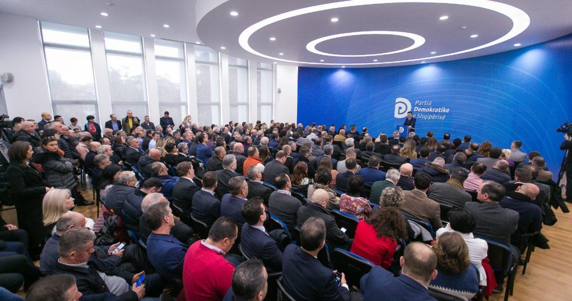 PD ka një detyrë historike. PD-së s'i kërkohet vetëm të jetë një alternativë elektorale, por të kthejë besimin se Shqipëria mund të bëhet vend normal.
