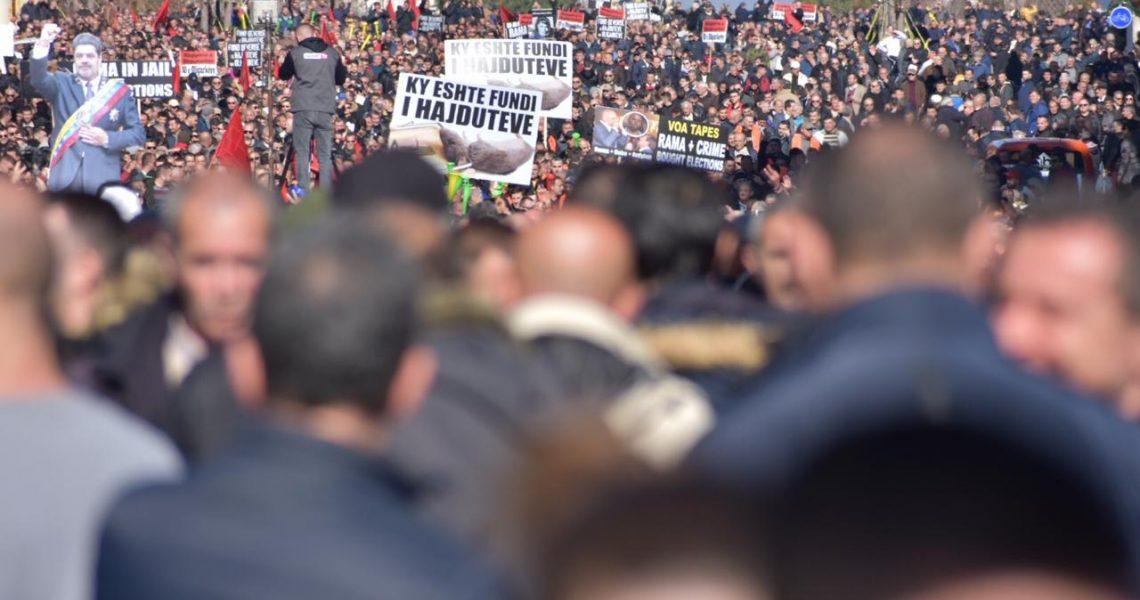 Hapja e kordonit policor, plan i Ramës për të nxitur dhunën