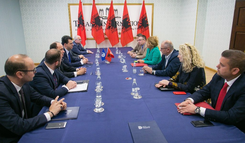 AGREEMENT FOR THE POLITICAL COALITION OF THE UNITED OPPOSITION