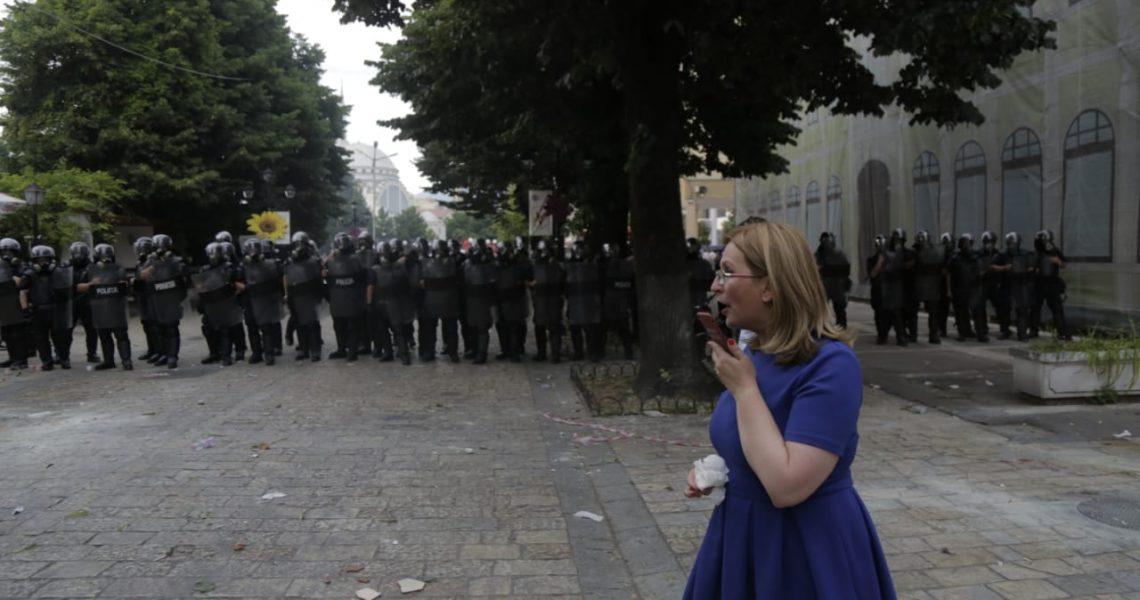 Pamjet e dhunës në Shkodër janë fytyra kriminale e Edi Ramës