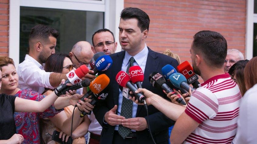 Basha: Opozita është e gatshme të ndërmarrë çdo hap për t'u garantuar shqiptarëve të drejtën e votës