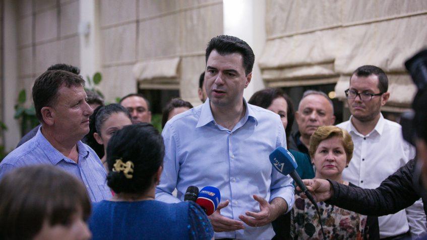 Basha: 85 % e shqiptarëve është vota më e pastër për largimin e këtij regjimi