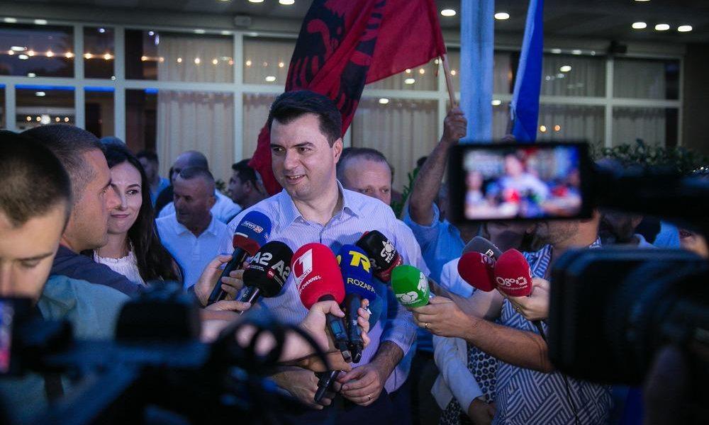 Basha në Shkodër: Është koha të japim zgjidhjet tona për t'i dhënë fund një ekonomie të kapur nga Edi Rama