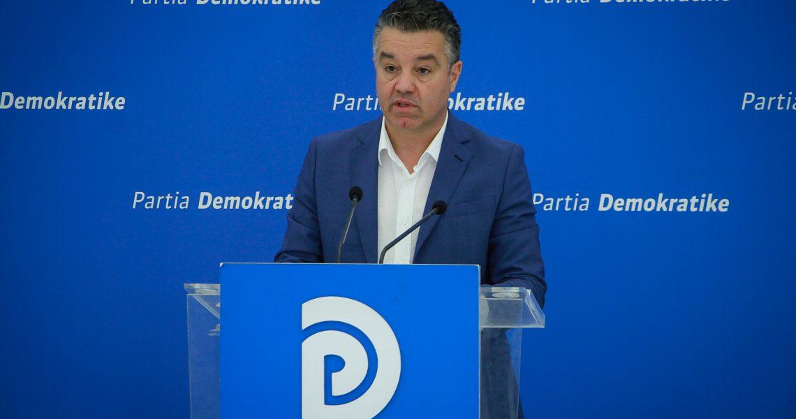 Bozdo: Rritja e çmimit të naftës me justifikimin e detyrimeve të Shqipërisë kundrejt BE është një gënjeshtër e pastër.