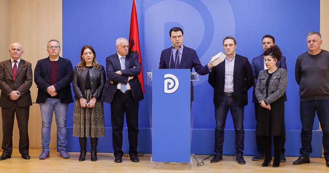 DEKLARATË E KRYETARIT TË PARTISË DEMOKRATIKE, LULZIM BASHA