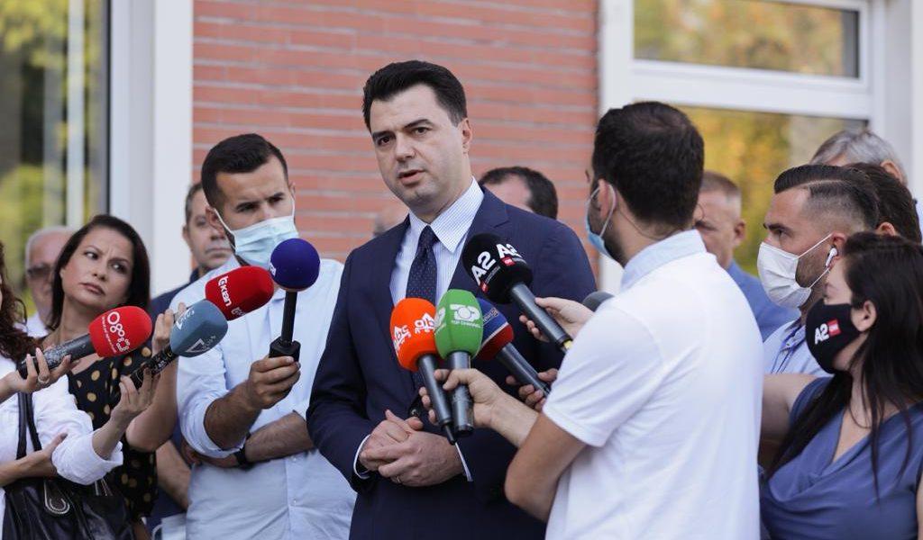 Opozita ofron konsensus, Basha: Hapje 100% e listave, me kushtin që koalicionet dhe formula e përllogaritjes së mandateve të mos ndryshohet.