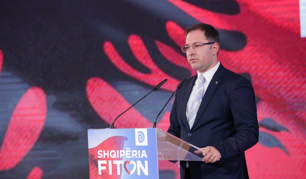 Spaho: Plani i PD-së, do të çlirojë Shqipërinë në mënyre progresive nga kapja qe i është bërë nga korrupsioni, krimi dhe oligarkia nën regjinë e Rilindjes.