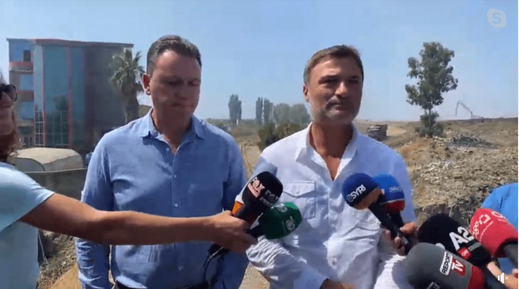 PD: Mafia e inceneratorëve në bashkëpunim me Edi Ramën ka zhvatur 26.5 milionë euro nga taksat e shqiptarëve dhe në këmbim japin vetëm këtë tym toksik.