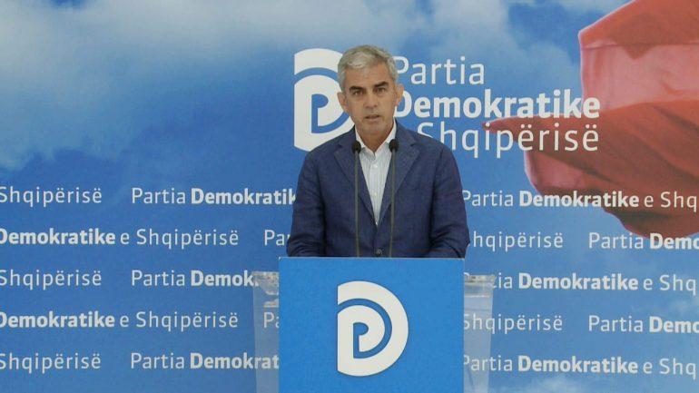 """""""Ndal gjobave politike"""", PD denoncon fushatën e qeverisë: Goditje selektive ndaj mbështetësve të PD"""