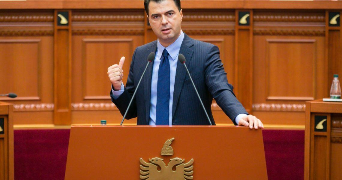 Kreu i PD Basha replika ne Kuvend: Opozita në betejë me llumin e tranzicionit